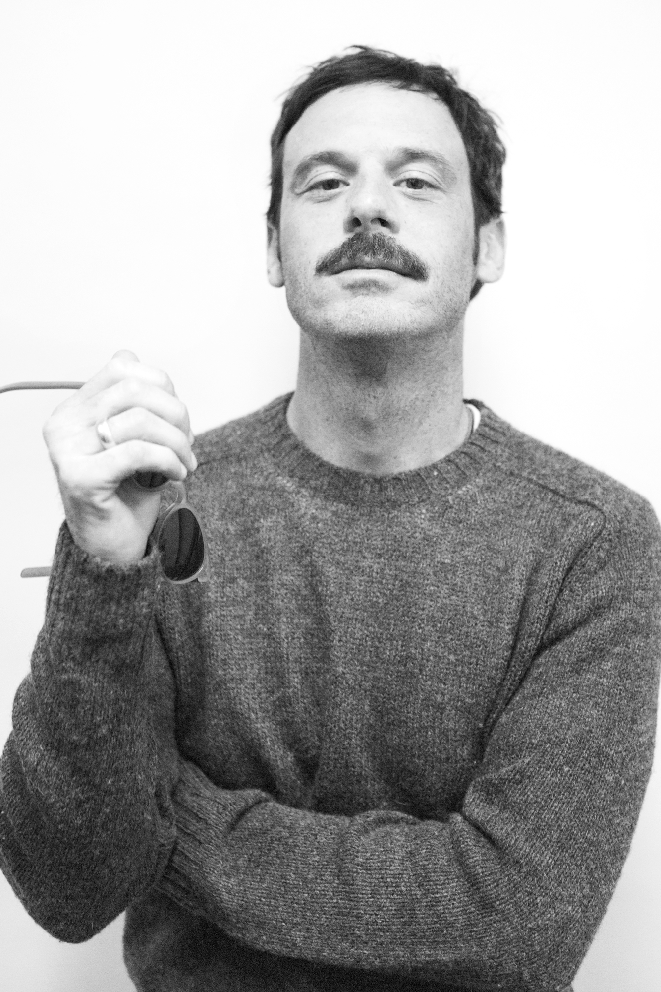 Scoot McNairy InStyle Visit Lead