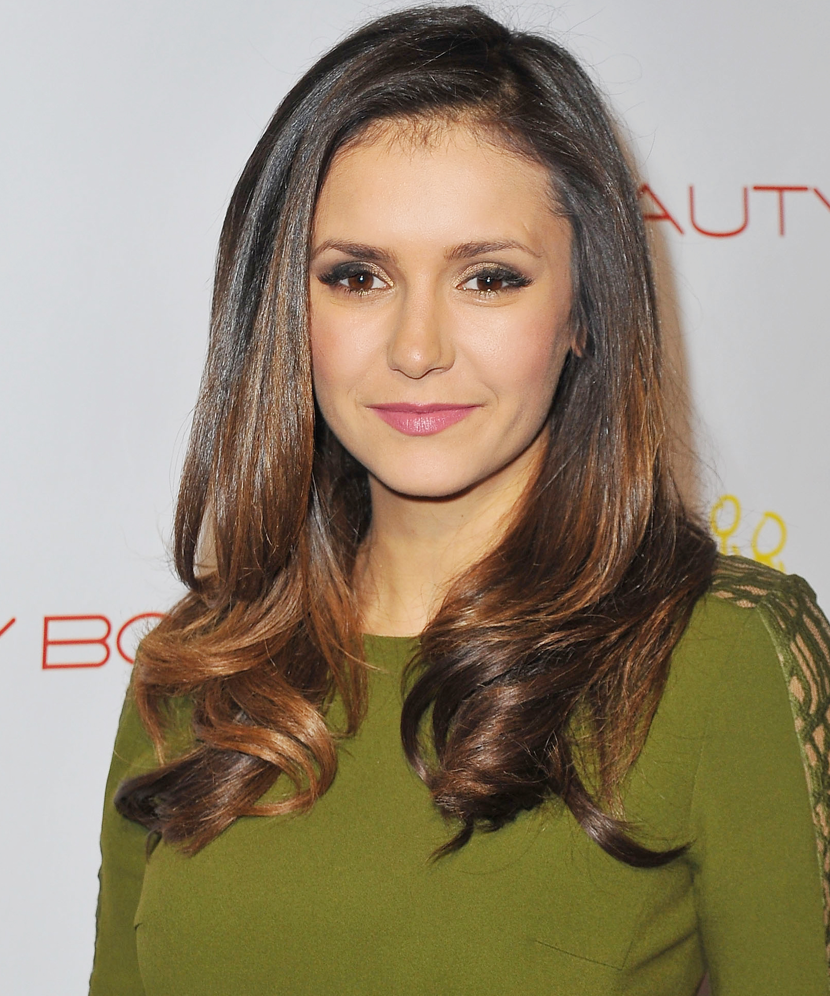 Nina Dobrev Is the Cutest Girl Scout There Ever Was in This Adorable #TBT Photo