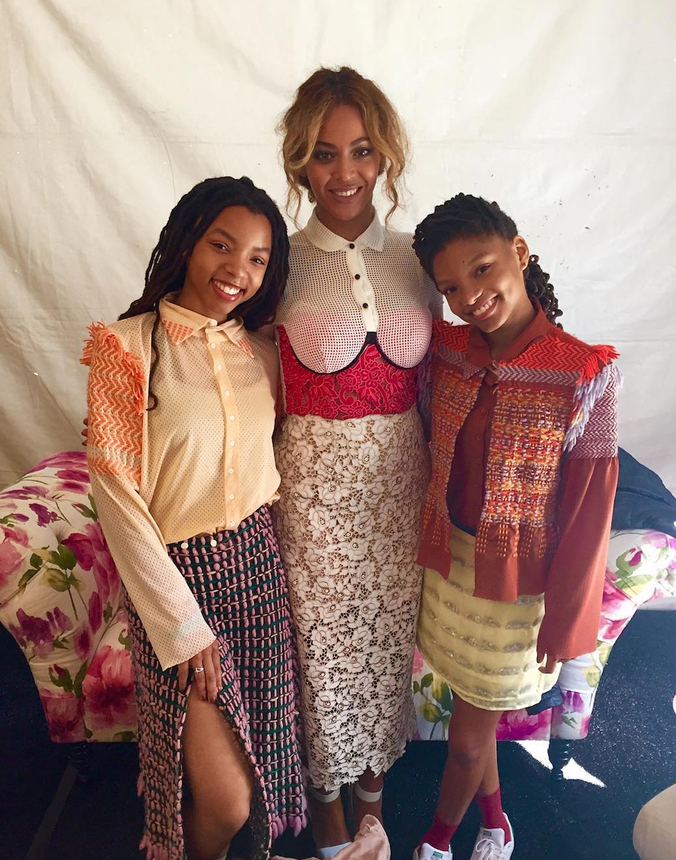 Beyoncé, Jay Z, and Blue Ivy Attend the White House Easter Egg Roll