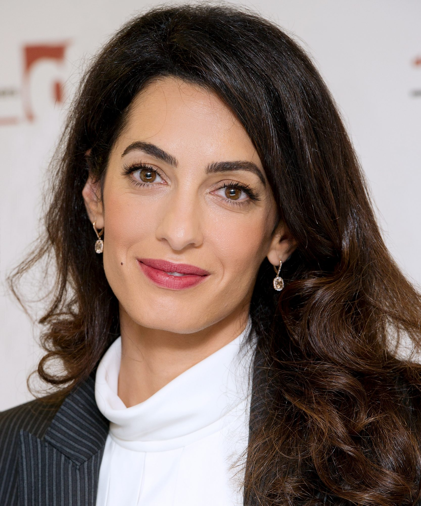 This Is the Salon Where Amal Clooney Gets Her Hair Cut