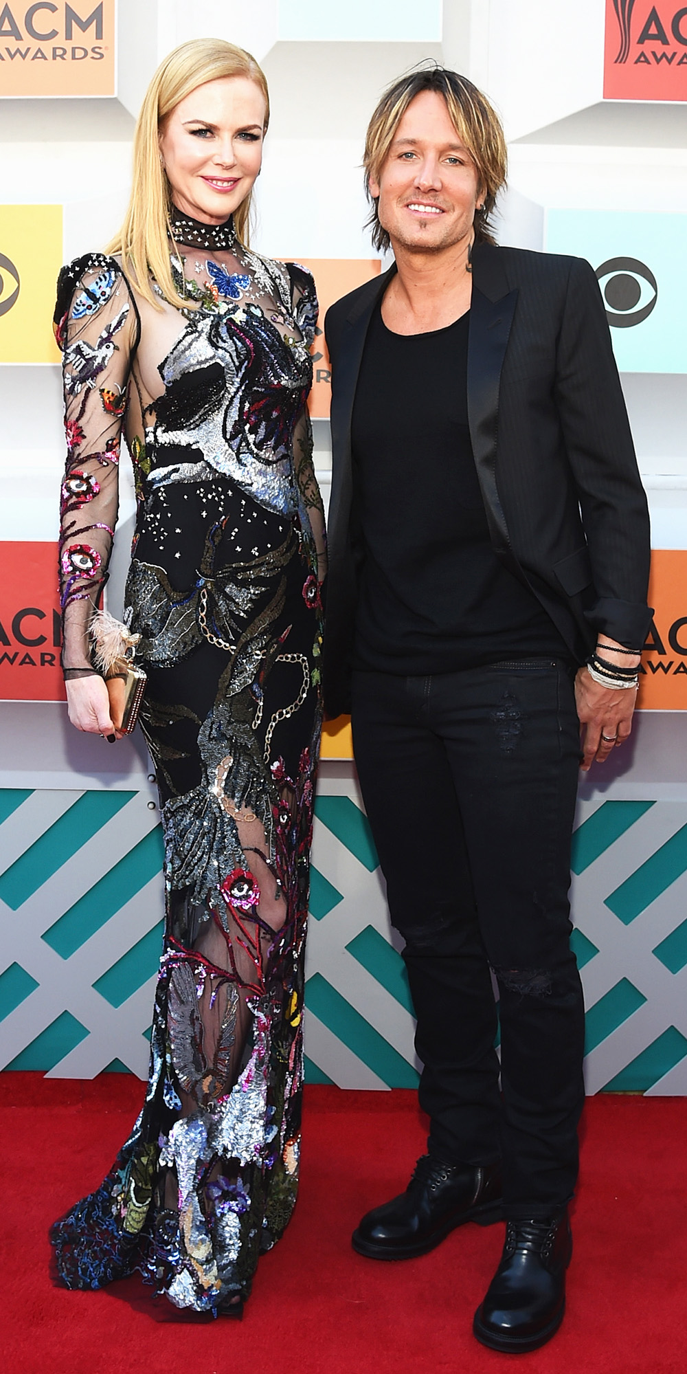<p>Nicole Kidman and Keith Urban</p>