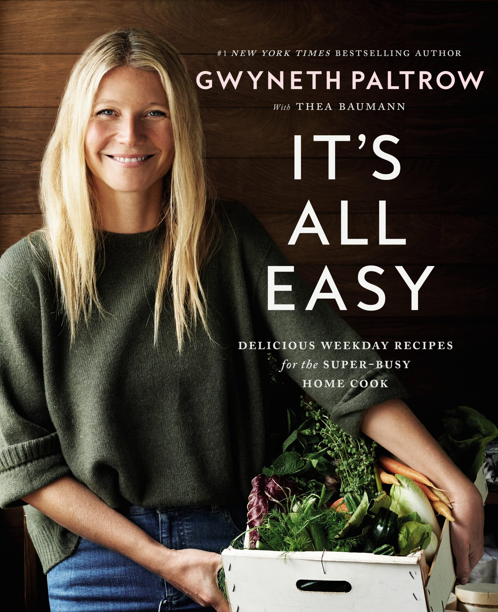 Gwyneth Paltrow - It's All Easy - Lead