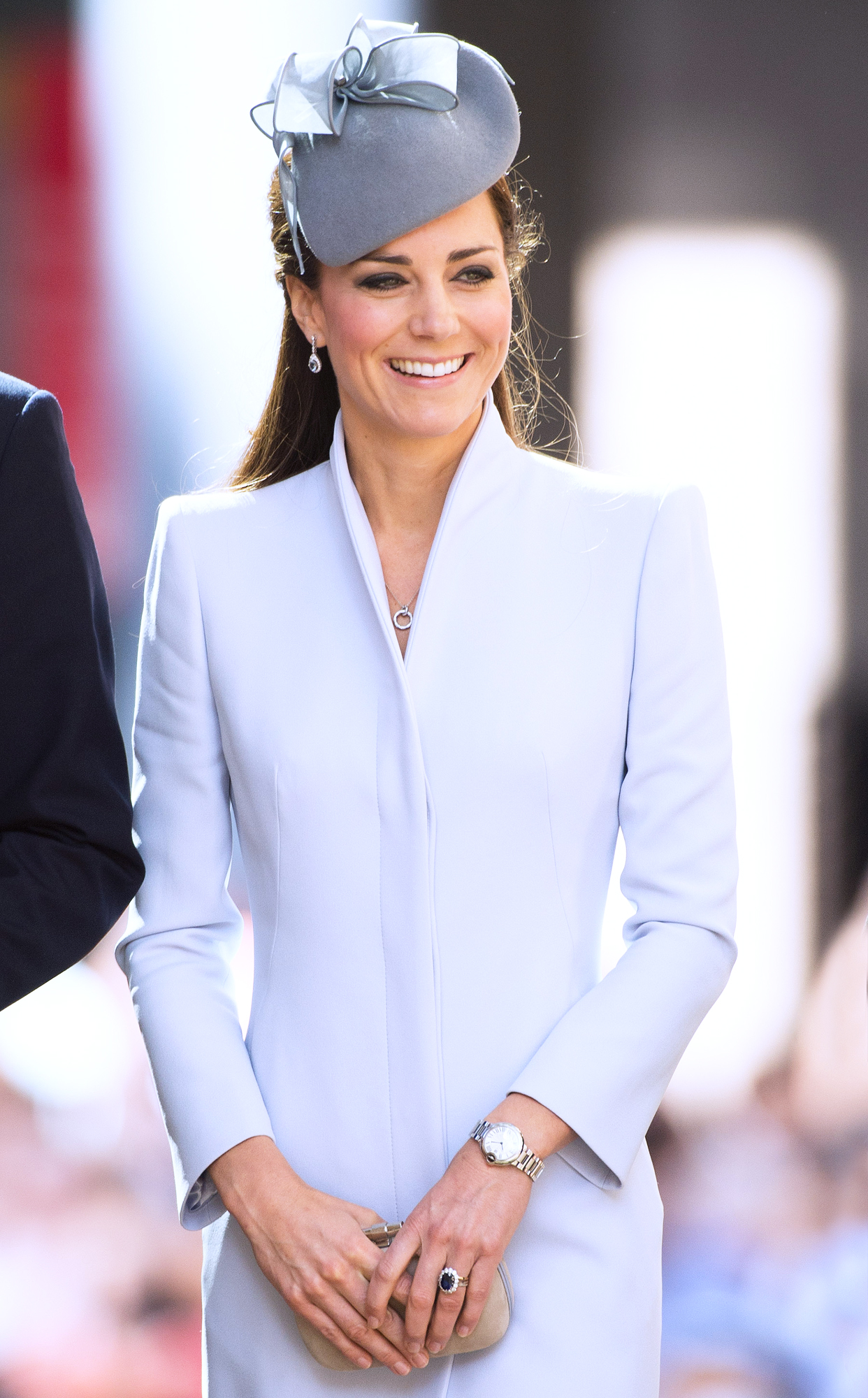 Kate Middleton Social Graces - LEAD