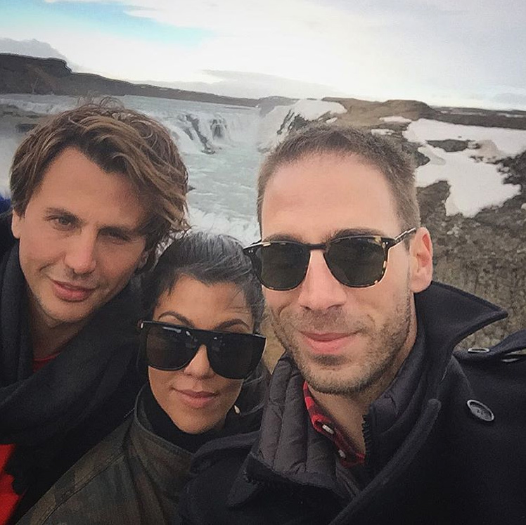 Kourtney Kardashian Spends Her Birthday in Iceland—See the Stunning Photos