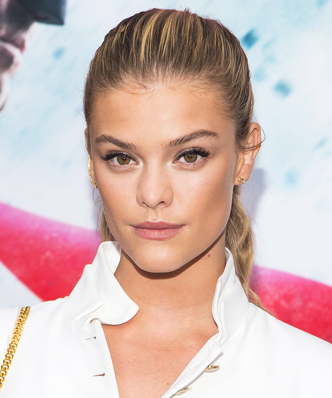 This Workout Video Proves Nina Agdal Can Do Anything in a Bikini