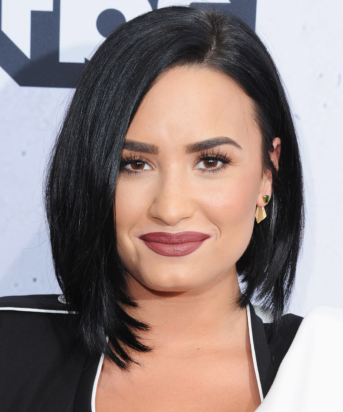 Demi Lovato Shows Off Her Freckles in Makeup-Free Selfie