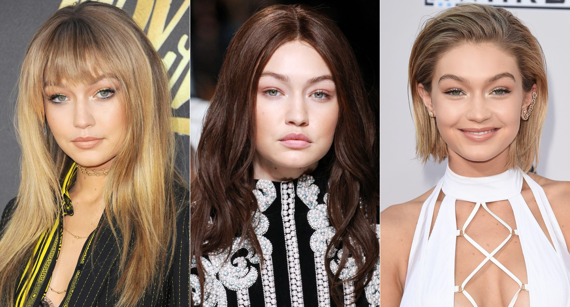 Happy 21st Birthday to Gigi Hadid! See the Birthday Girl's Best Hair Moments