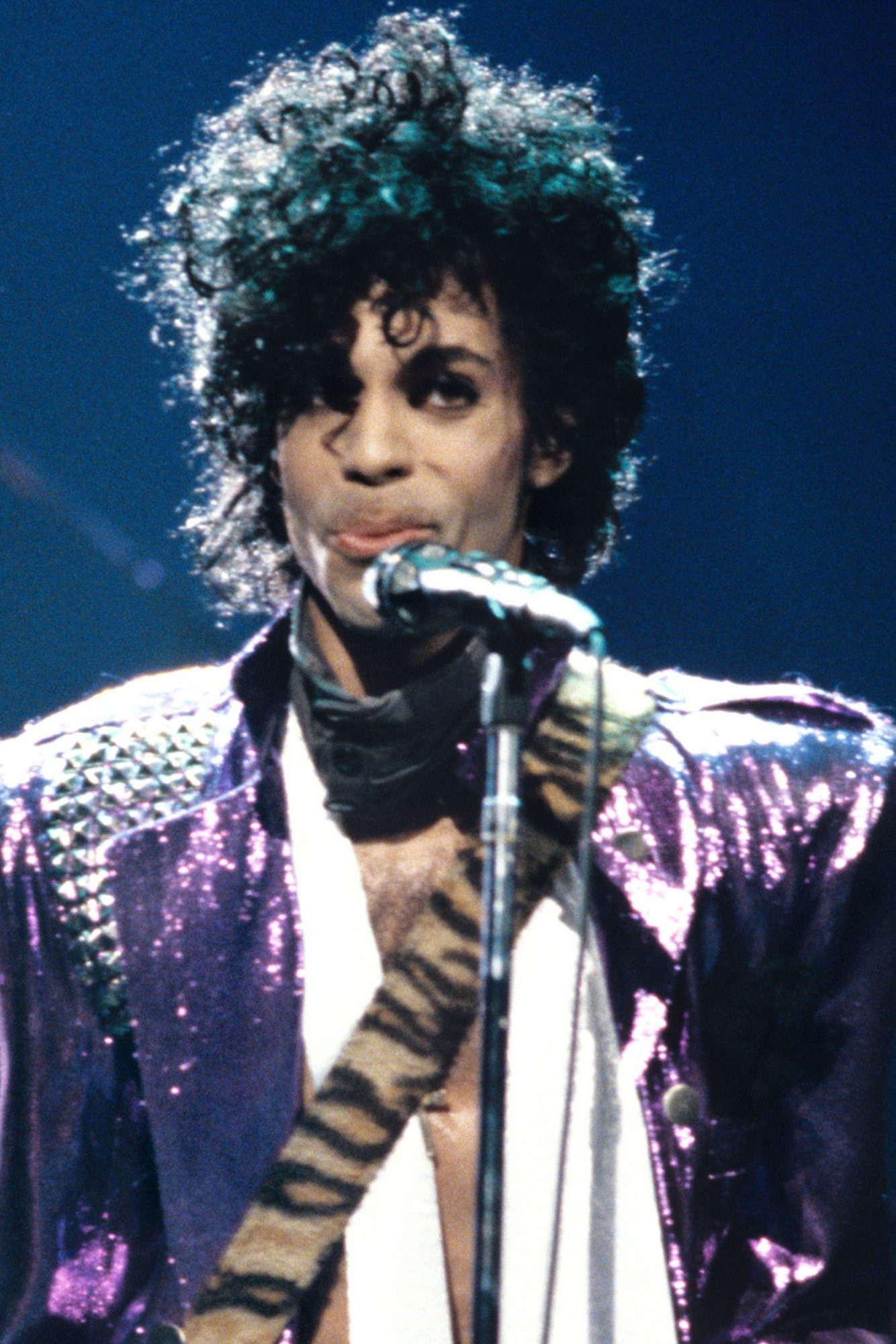 See Prince's Most-Iconic Beauty Moments, from Hair to ...