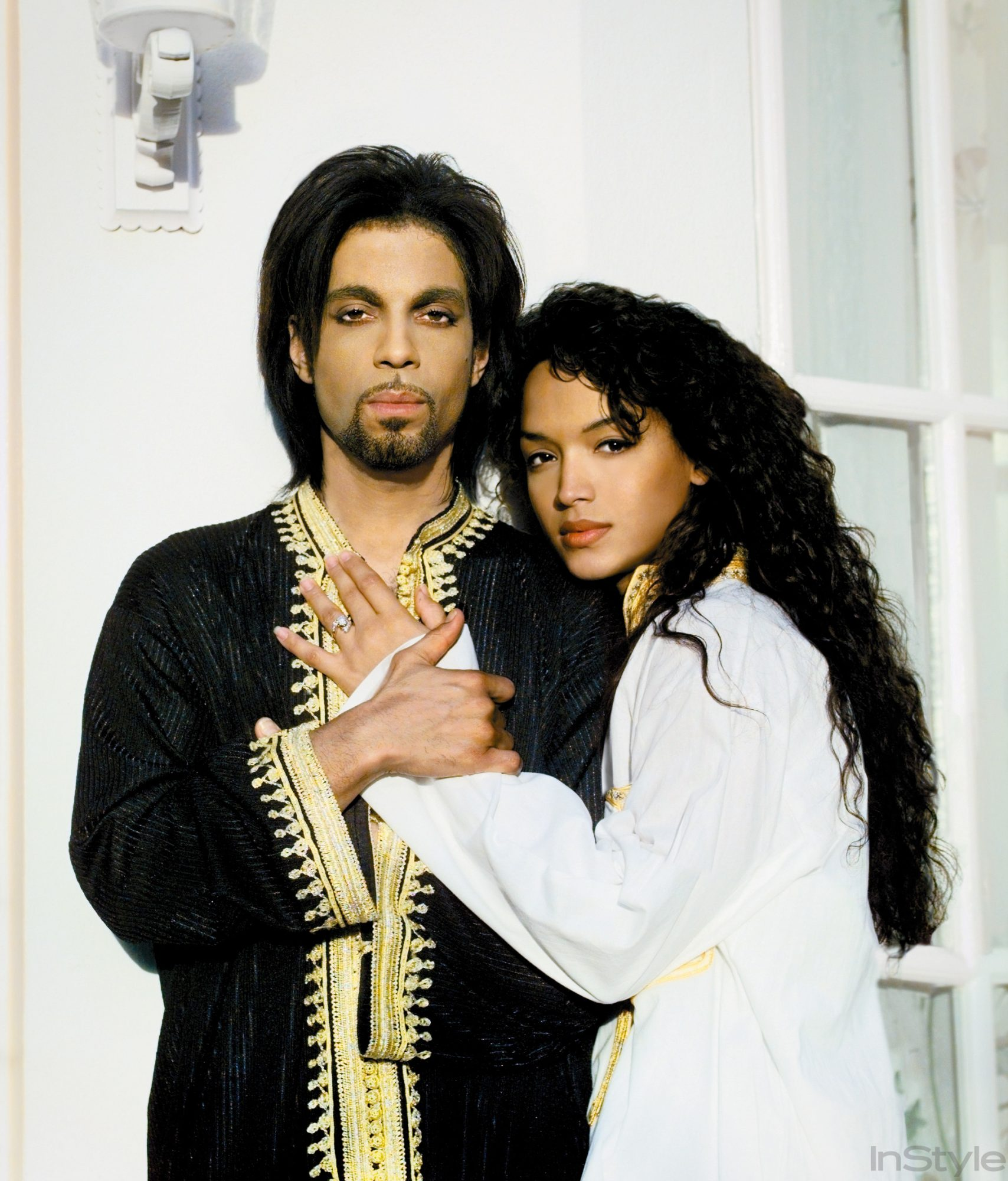 <p>Prince and Then-Partner Mayte Garcia in Their Marbella Villa</p>