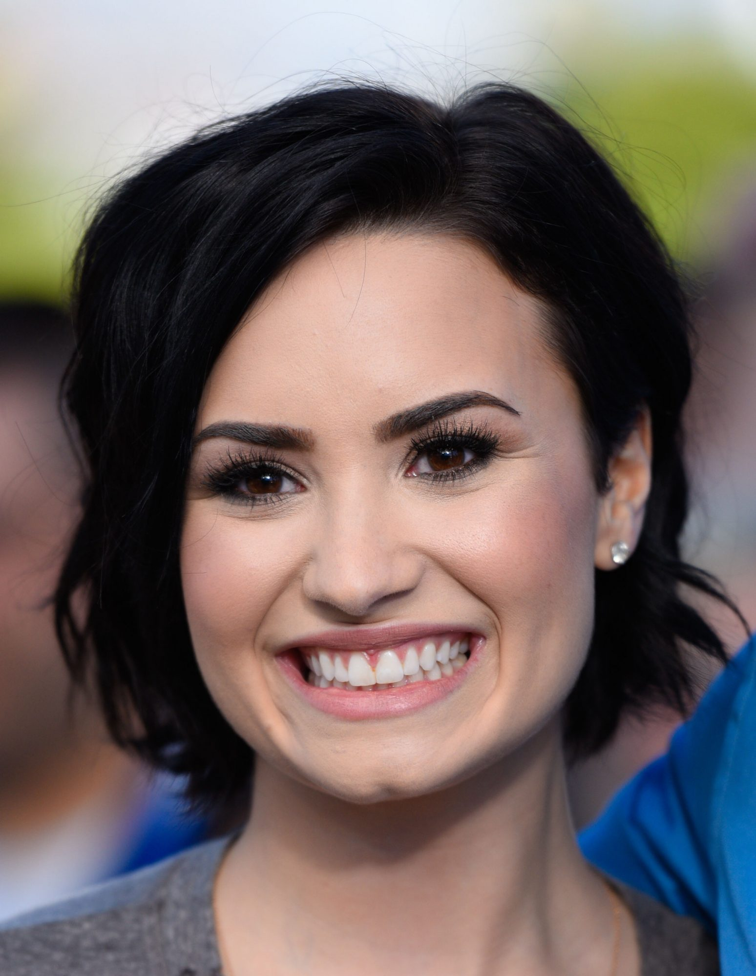 Demi Lovato Just Shared an Unretouched Underwear Selfie