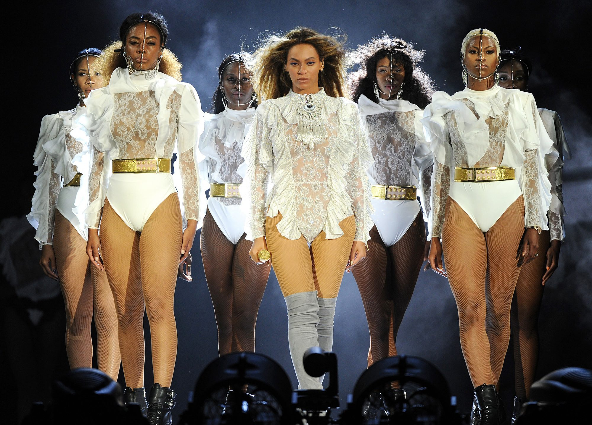 The Sexiest Outfits from the First Night of Beyoncé's Formation Tour