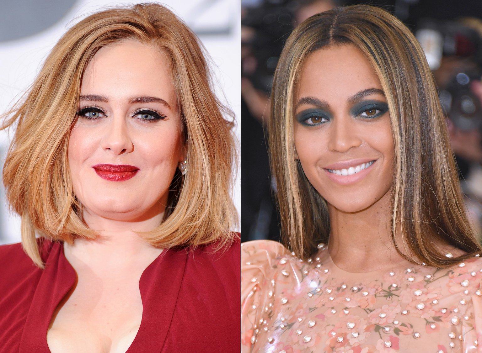 "Even Adele Is ""Speechless"" Over Beyoncé's <em>Lemonade </em>Album in This Sweet Instagram"