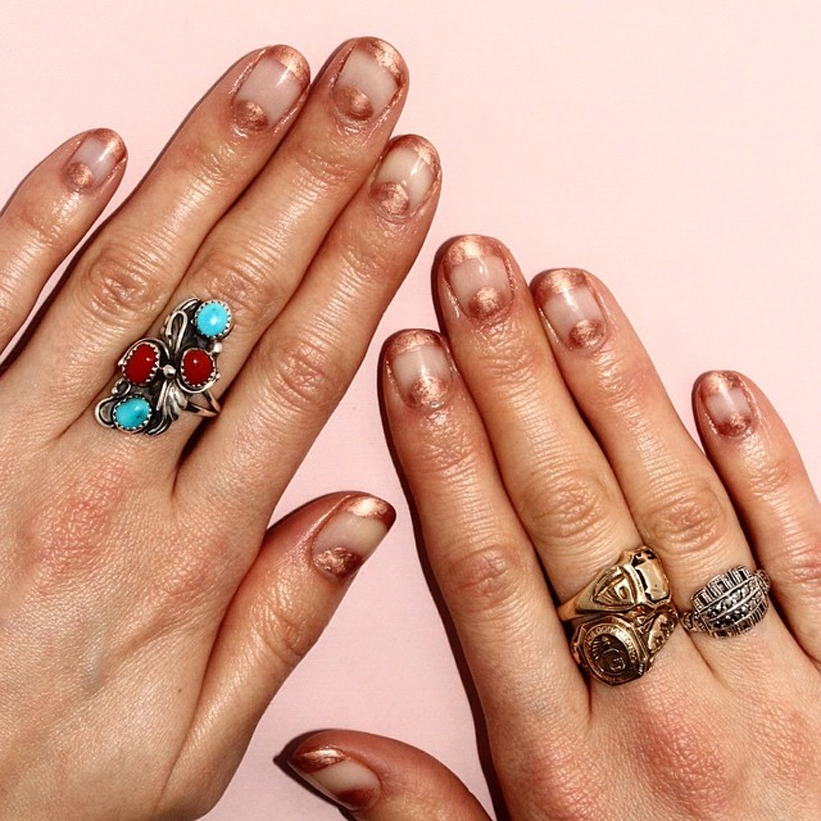 What Does Your Nail Shape Say About You? | InStyle.com
