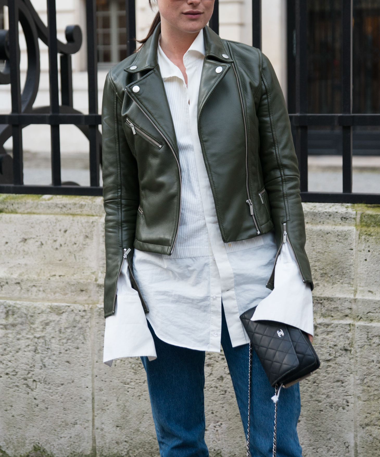 8 Surprising Ways to Rock a Moto Jacket