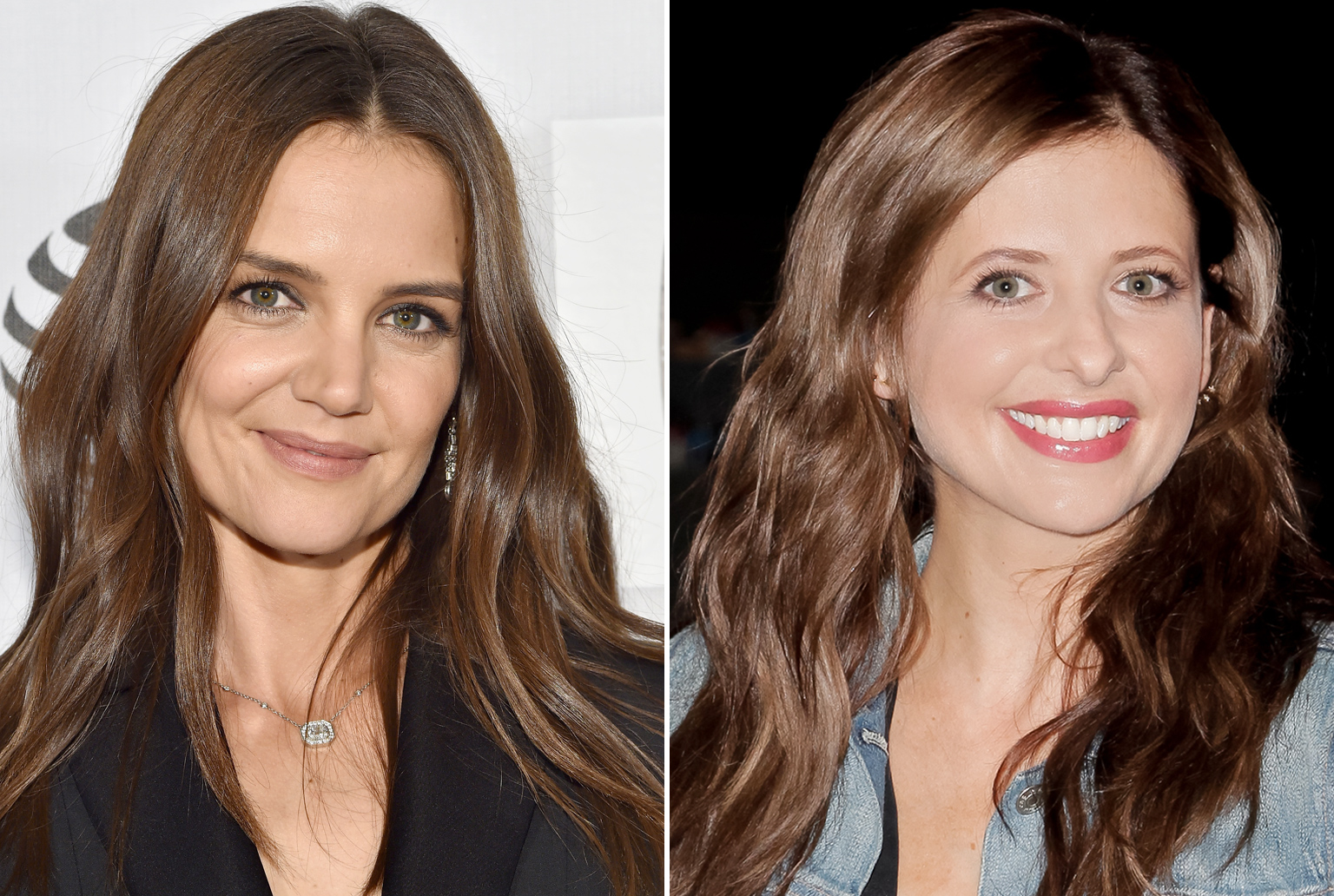 This #TBT of Katie Holmes and Sarah Michelle Gellar Is Epic