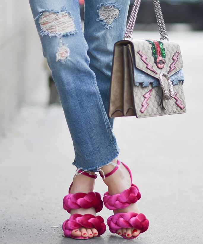 How to Stop Distressed Jeans from Ripping More