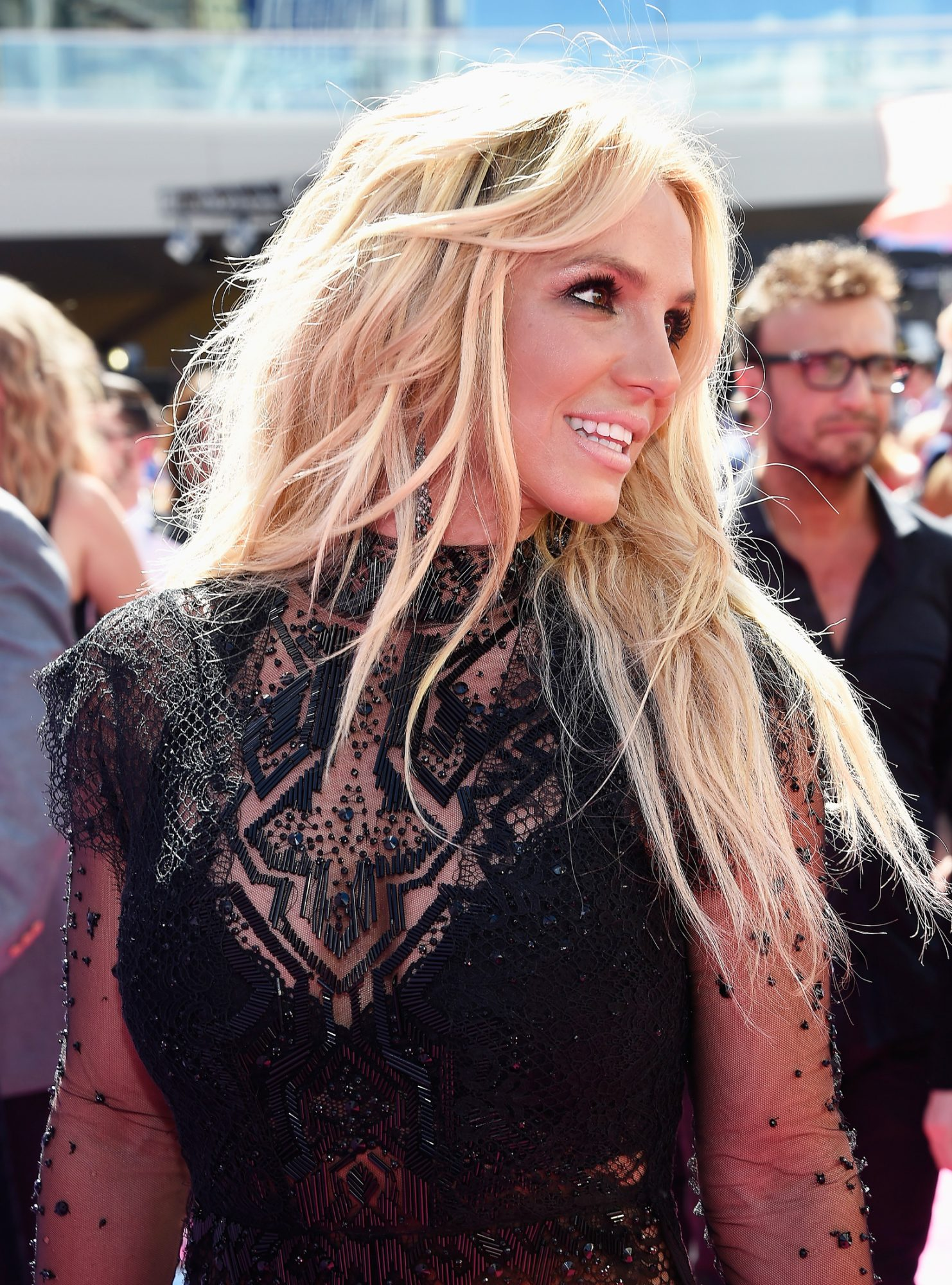 Britney Spears - 2016 Billboard Music Awards at T-Mobile Arena - May 22, 2016
