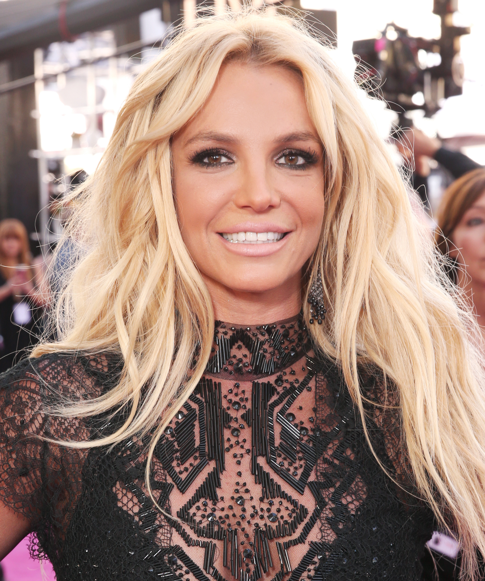 """Britney Spears's Son Draws an Impressive Anime-Style Portrait of Mom, Makes Her """"Very Proud"""""""