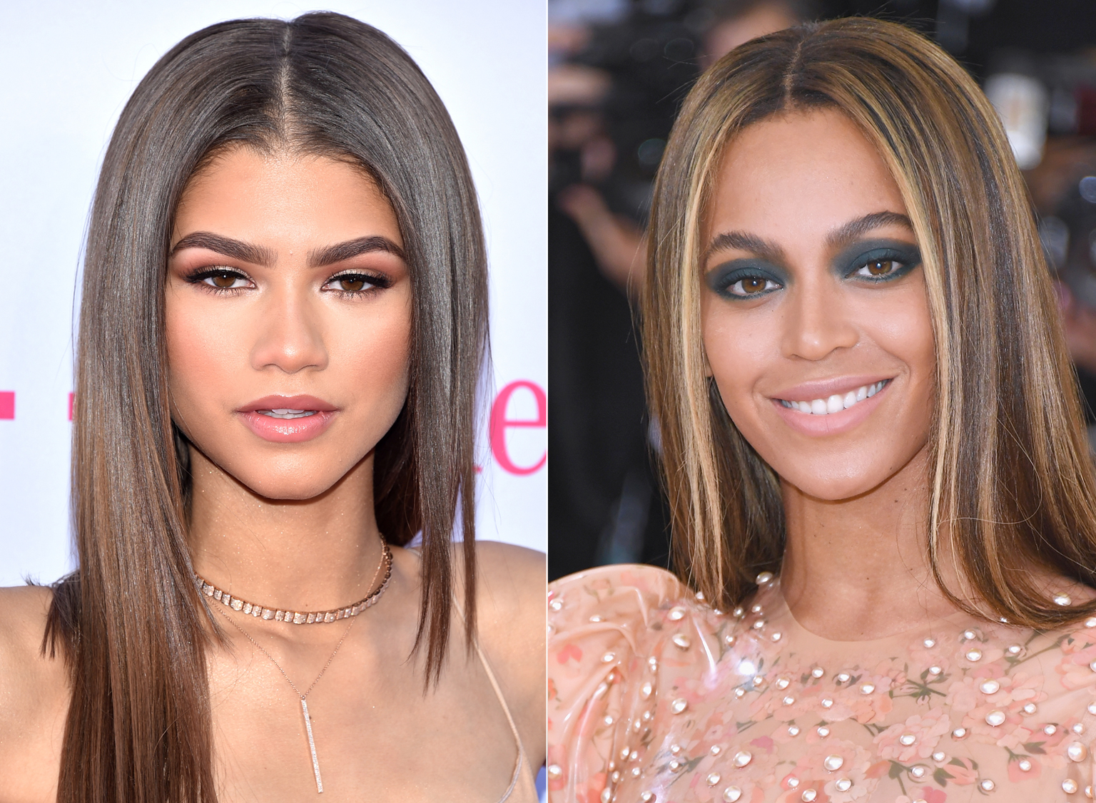 Beyoncé Looks Just Like Zendaya in This Backstage Photo