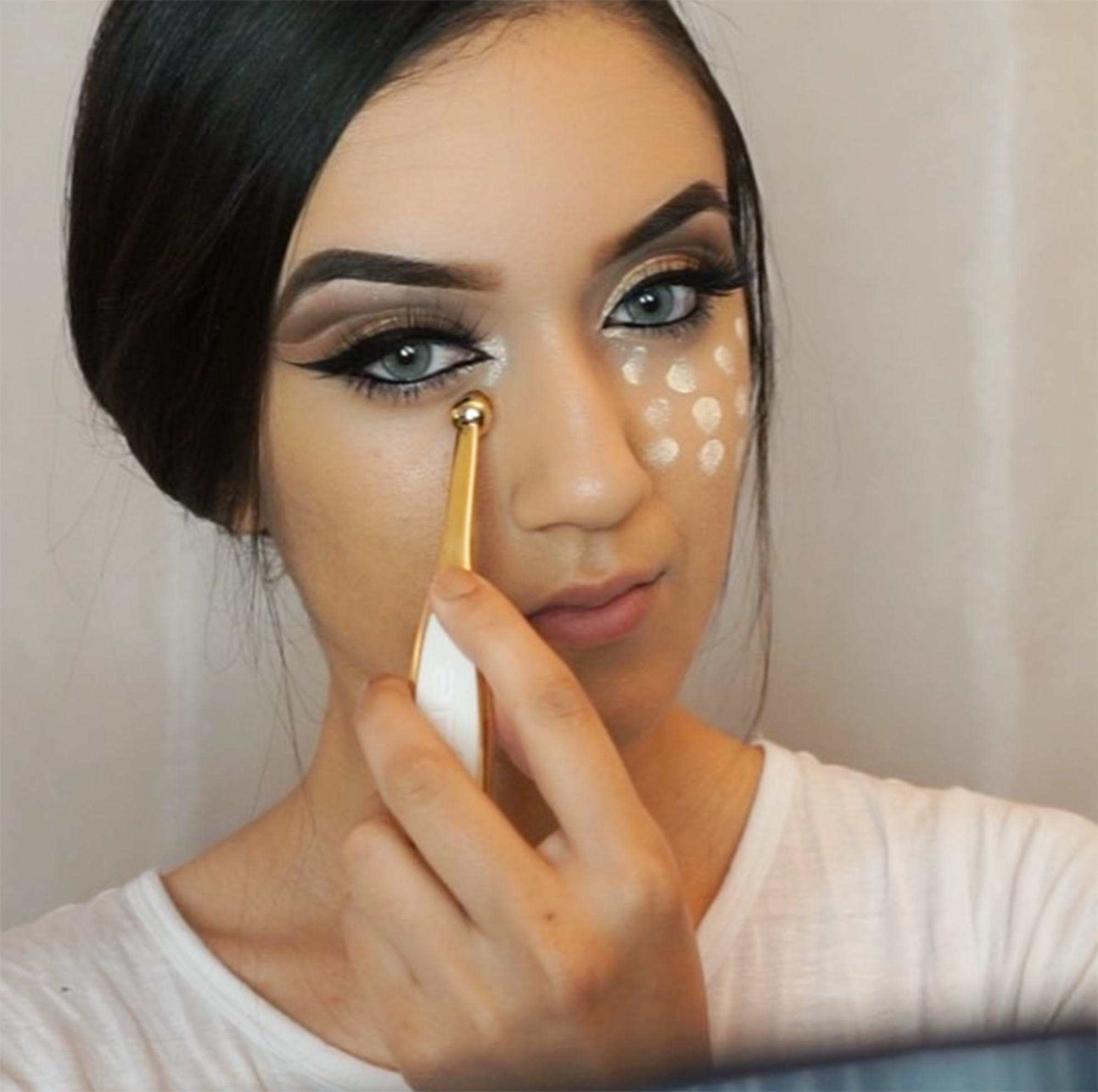 "This Instagram Makeup Video Takes ""Baking"" to a New Level"