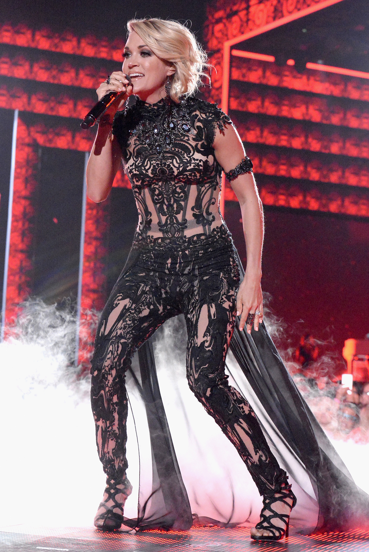 Carrie Underwood's CMT Looks - Lead