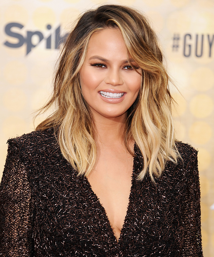 Chrissy Teigen Spike TV's Guys Choice - Lead 2016