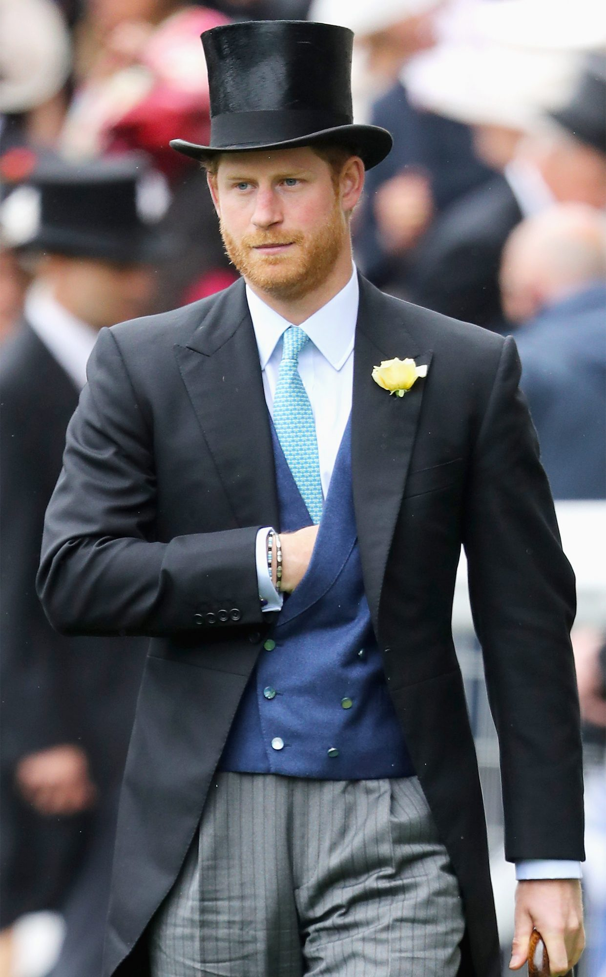 Prince Harry Wearing a Top Hat and Tails Will Make Your Day