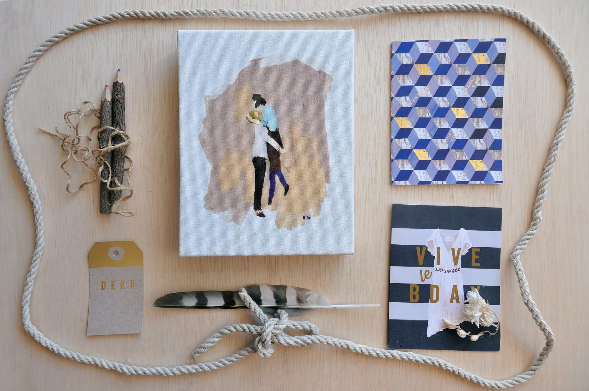San Francisco Chic Gifts - LEAD