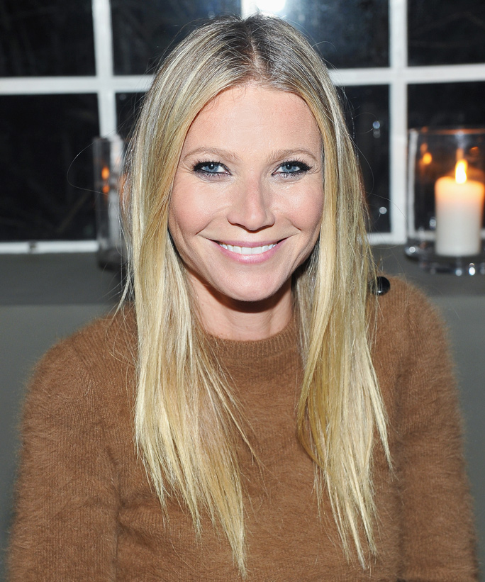 Gwyneth Paltrow's Face Mask Selfie: Only on InStyle