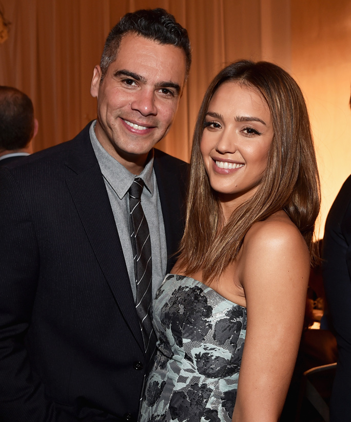 Jessica Alba's Daughters Look Just Like Her in This Sweet Father's Day Family Photo