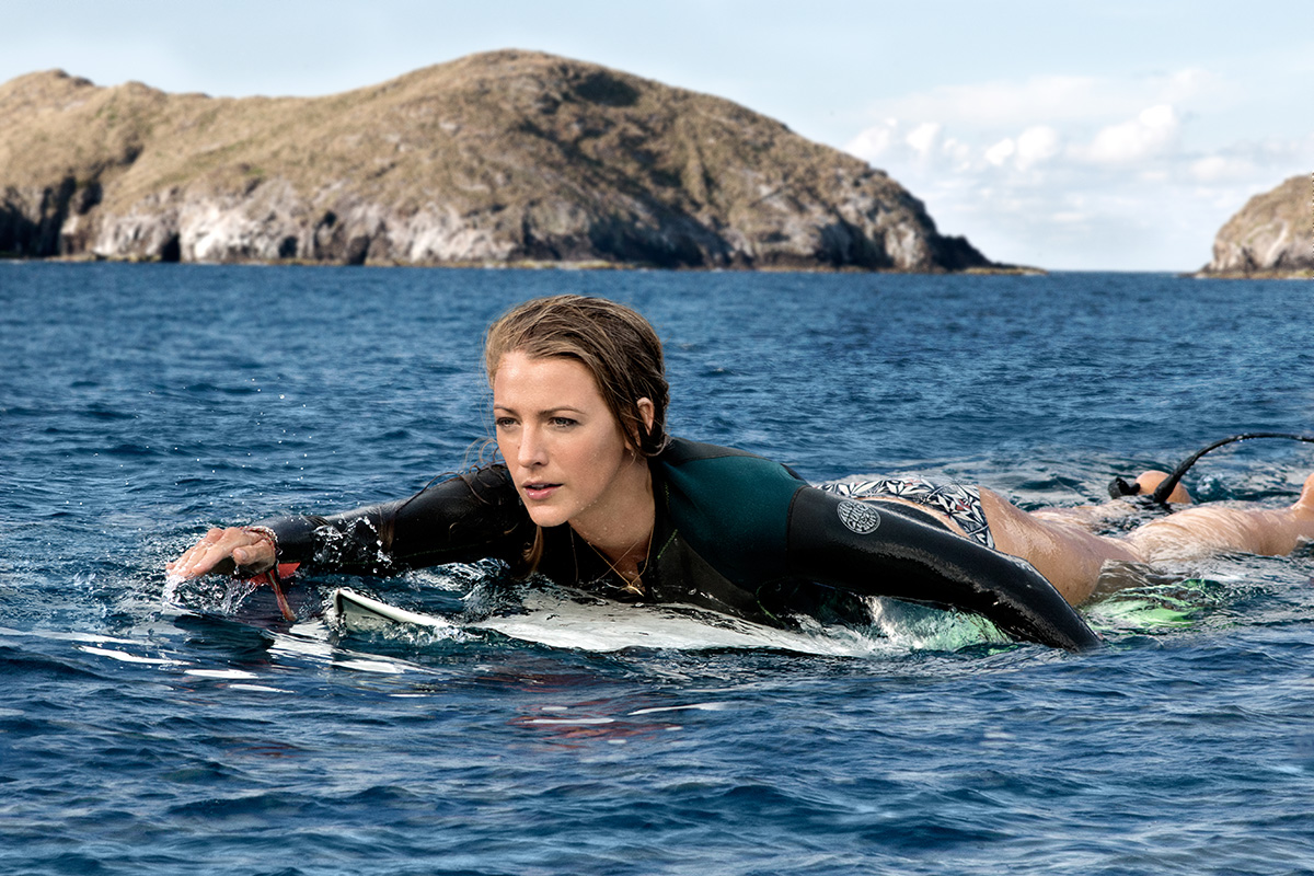 Shark Week Gets the Big Screen Treatment with Blake Lively's <em>The Shallows</em>