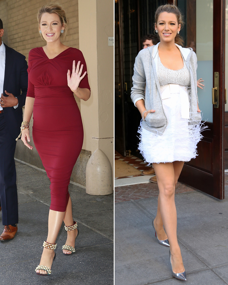 10 Fashion Lessons You Can Learn from Blake Lively's Maternity Style (Even If You Aren't Pregnant)