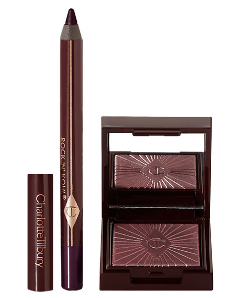 <p>Charlotte Tilbury Nocturnal Cat Eyes to Hypnotise in On the Prowl</p>