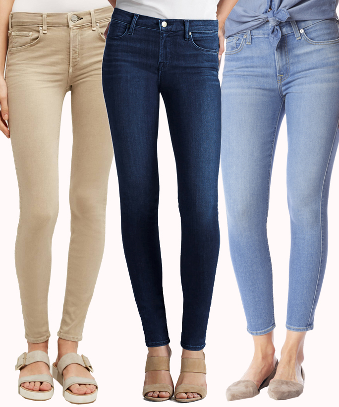 The Ultimate Jeans Guide for Short Torsos