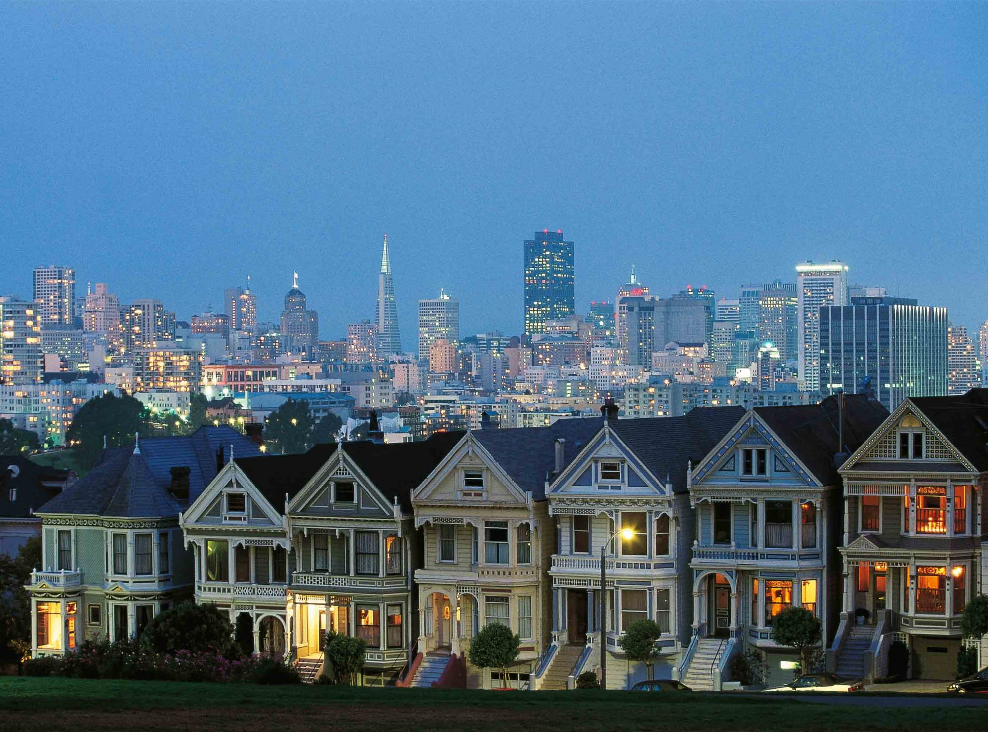 <p>San Francisco, California</p>