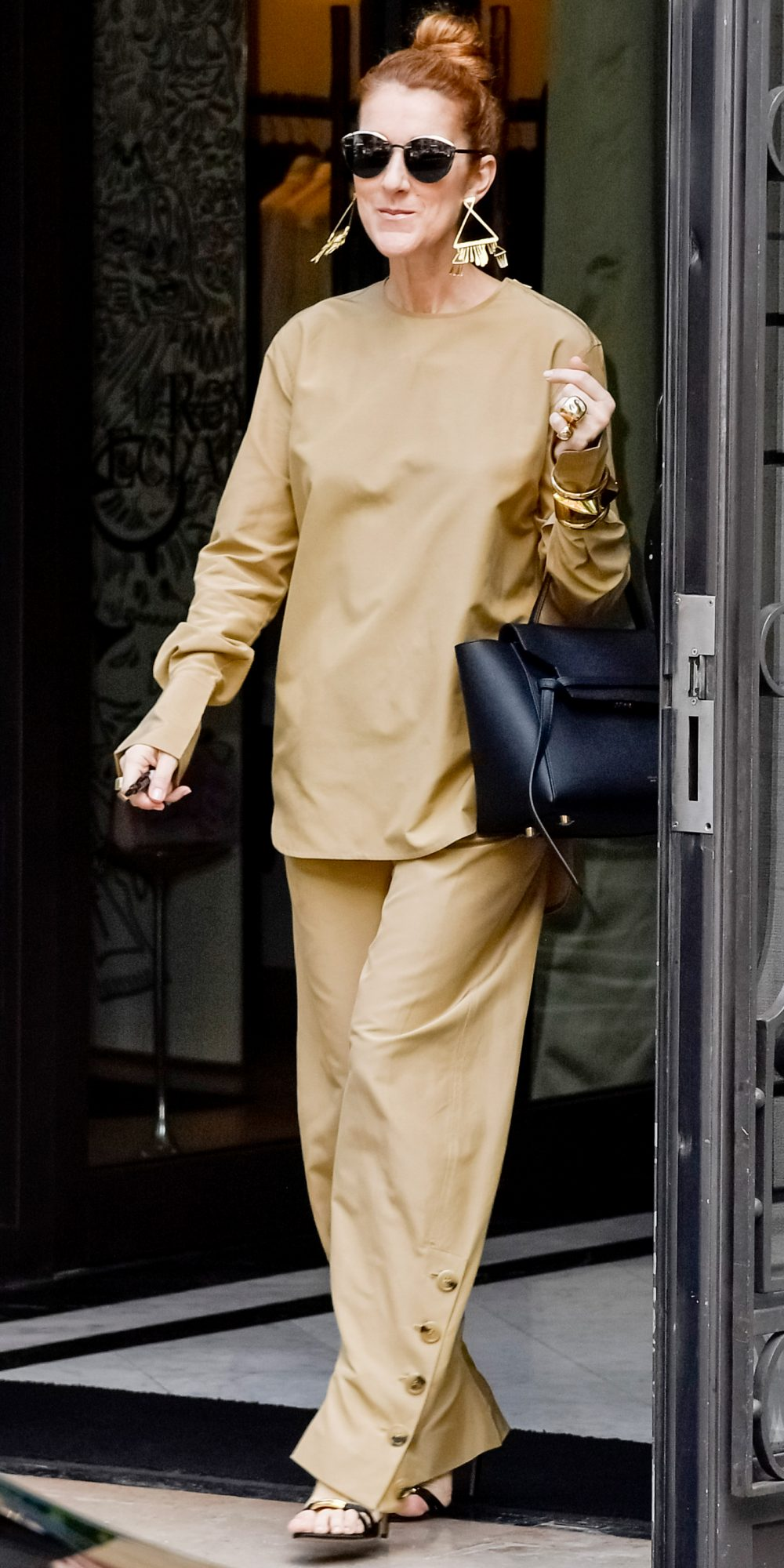 Celine Dion S Style Transformation Instyle Com