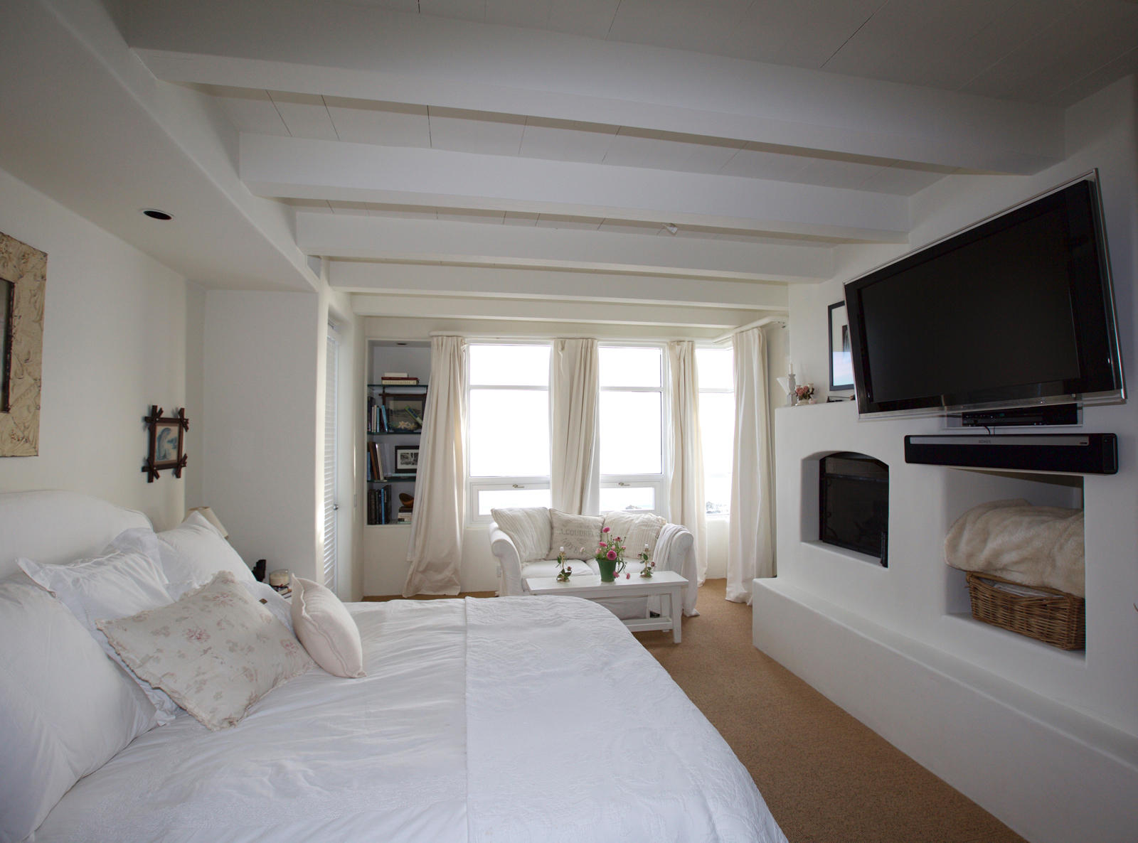 <p>The Master Bedroom</p>