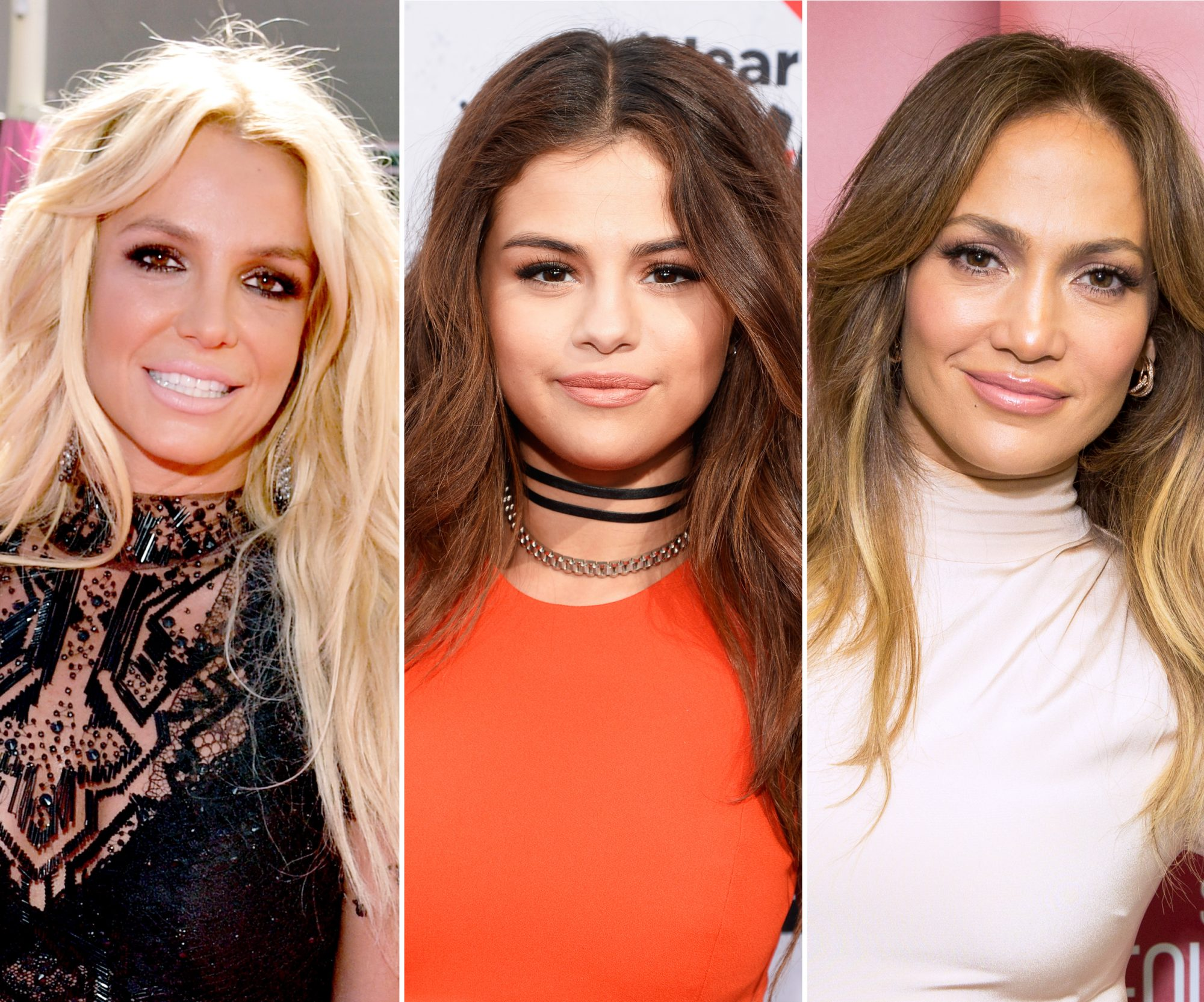 """Britney Spears, Selena Gomez, Jennifer Lopez, and More Record Moving Song""""Hands"""" for Orlando Victims"""