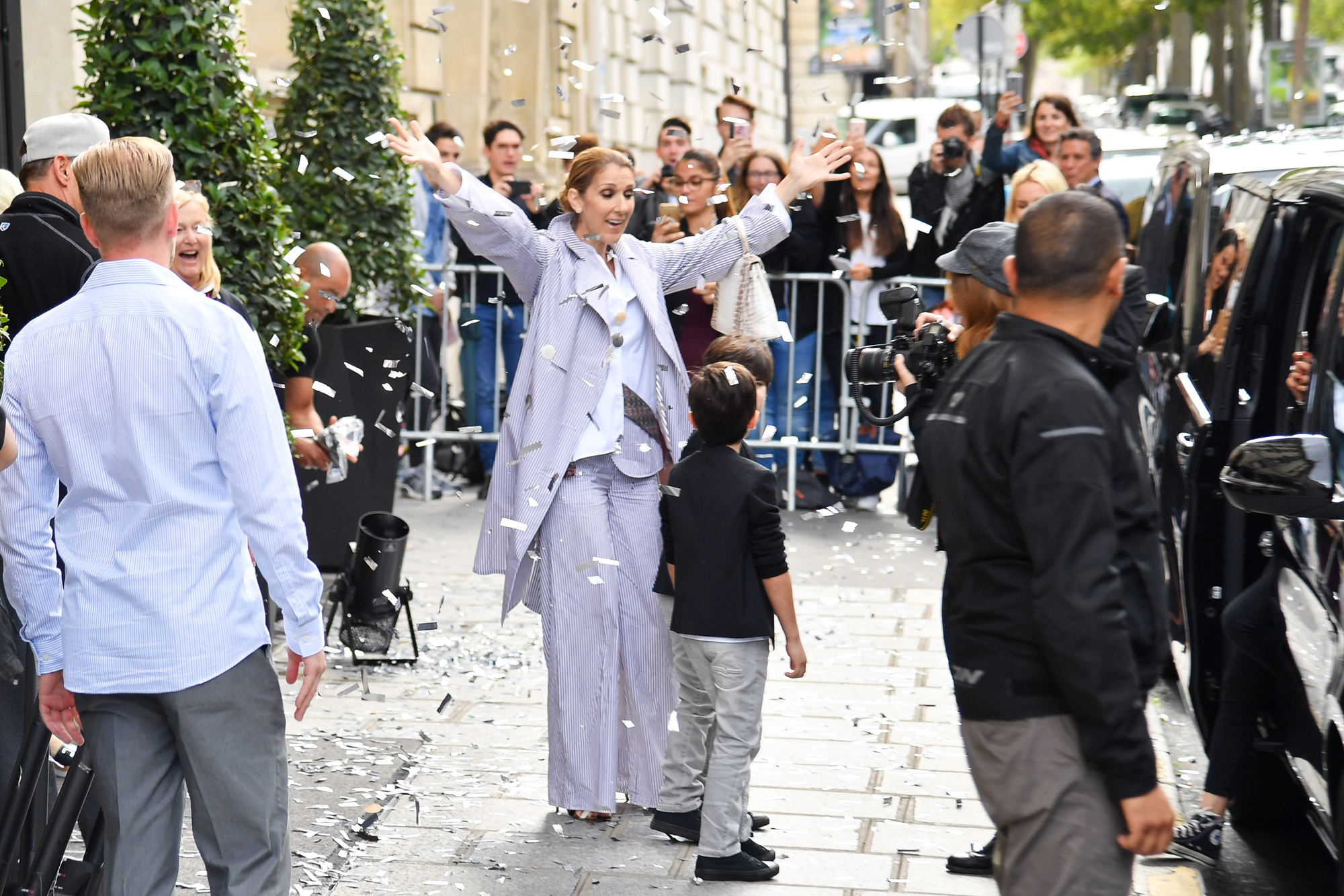 A Look at Celine Dion's Fabulous Fashion Transformation