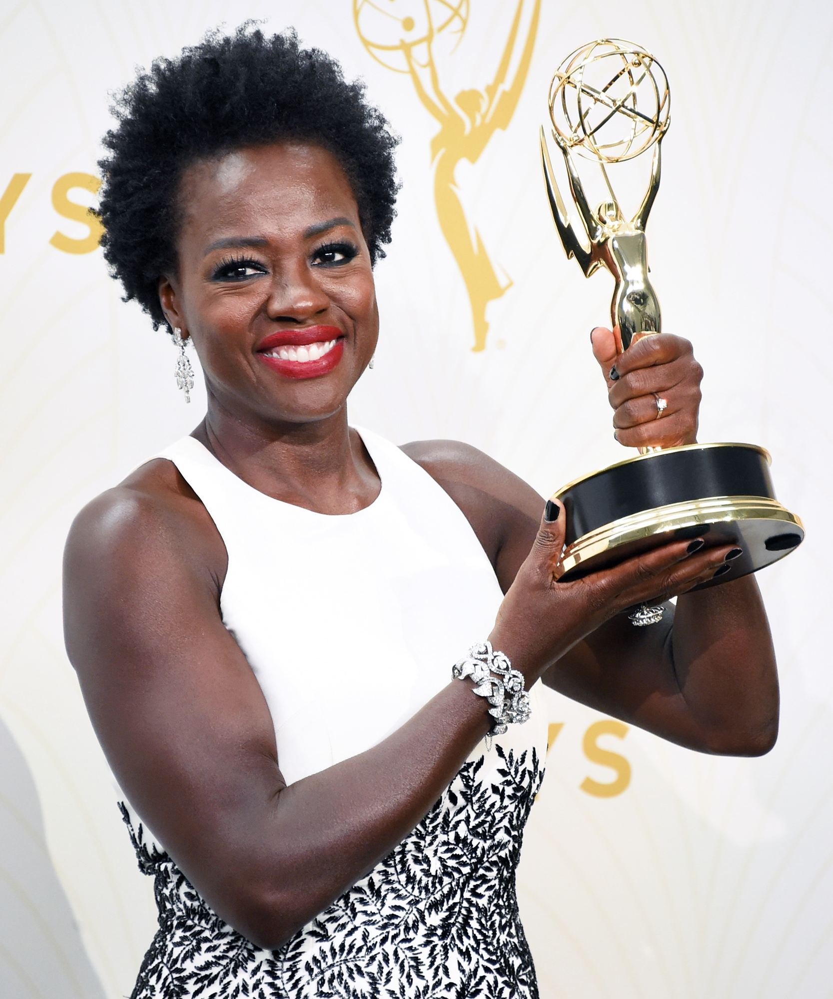 Viola Davis Emmy Award 2015 - Lead 2016