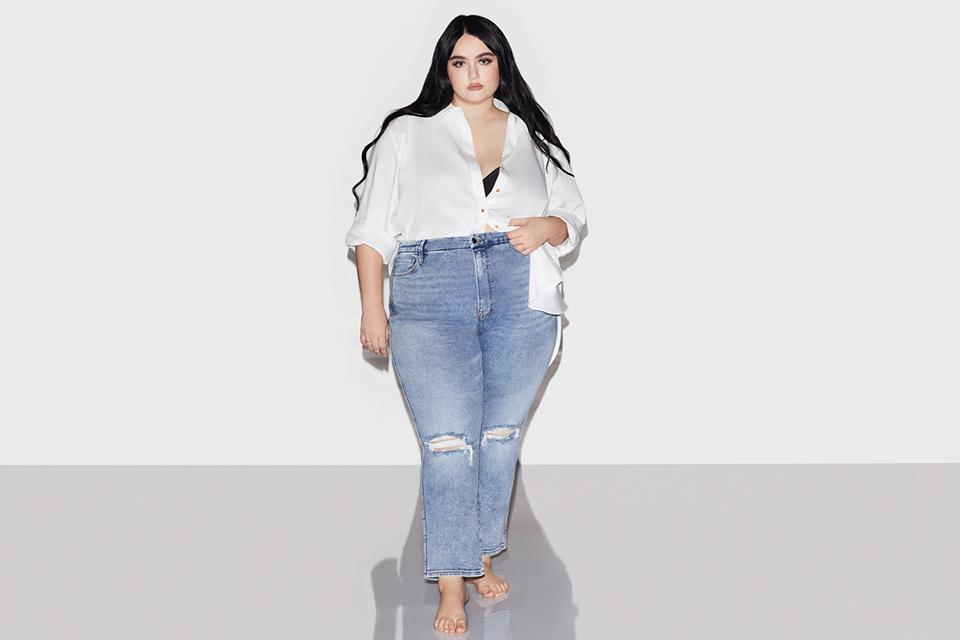 c1003d59fc2b40 The Best Jeans for Women with Large Thighs | InStyle.com