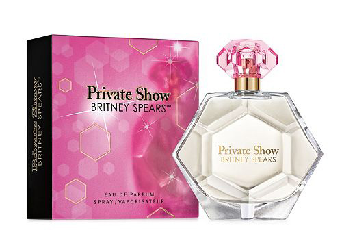 Britney Spears Perfume - Embed