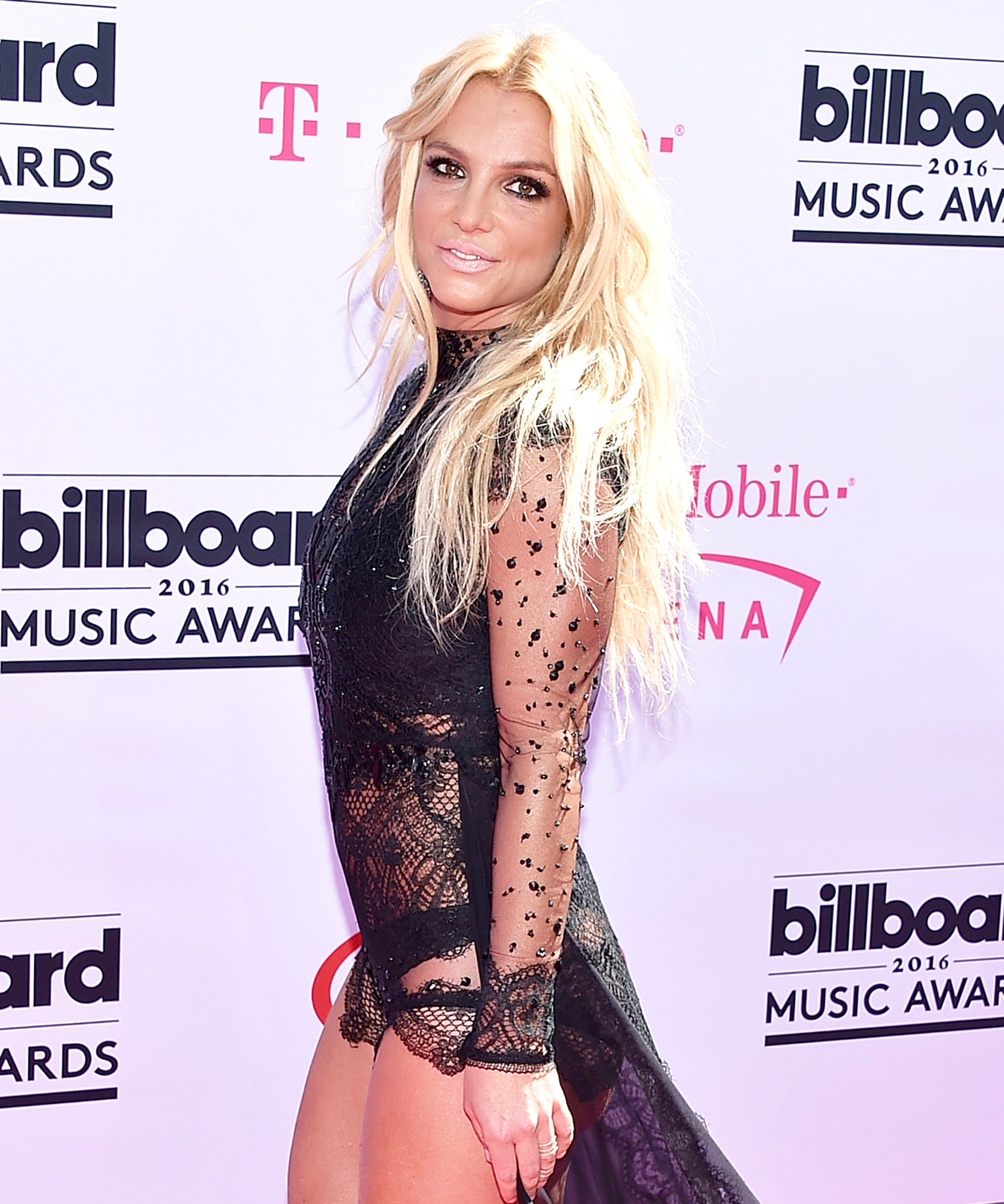 Britney Spears Billboard Music Awards 2015 - Lead 2016