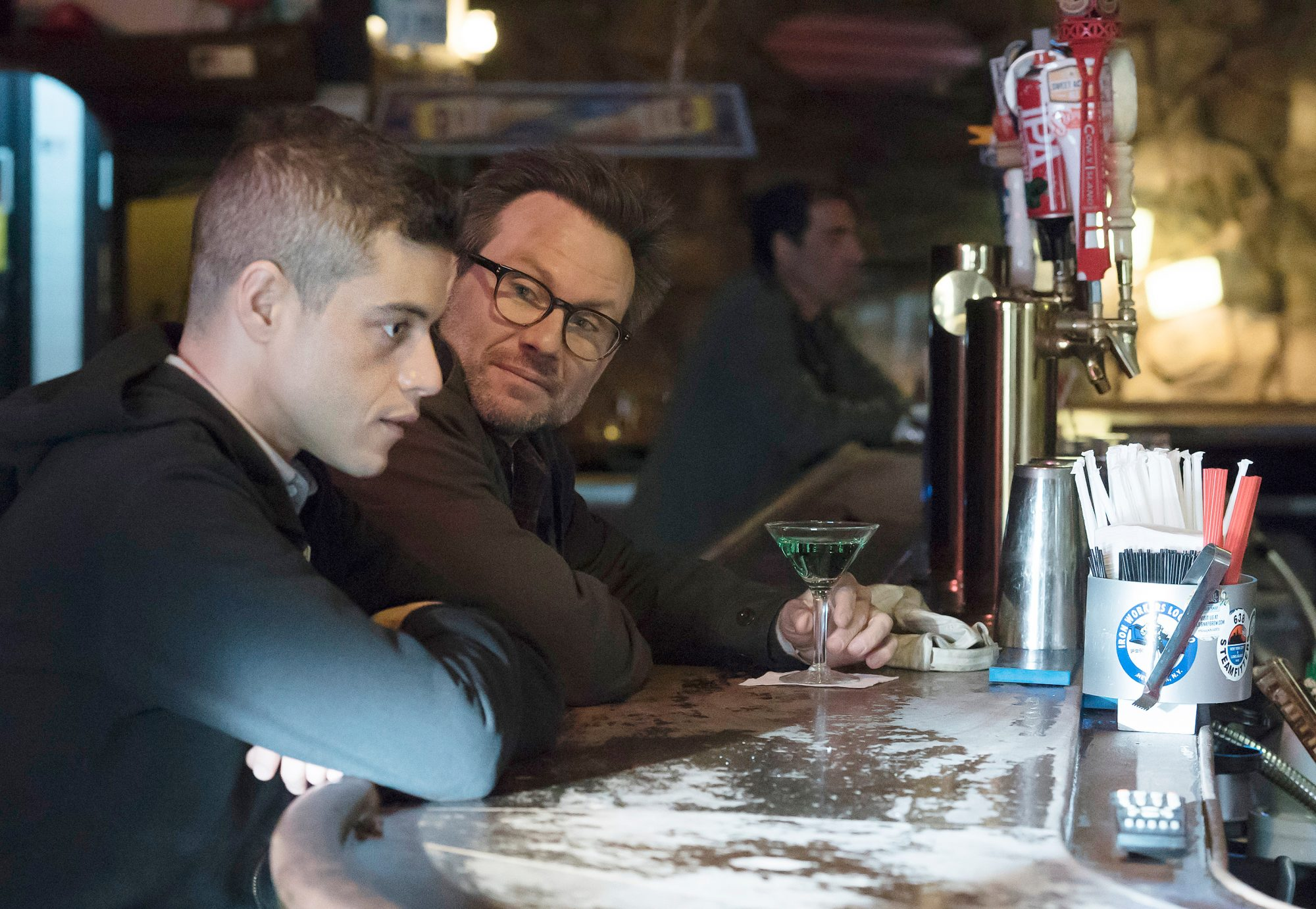 A Guide to 11 <em>Mr. Robot</em> Locations You Can Actually Visit in New York