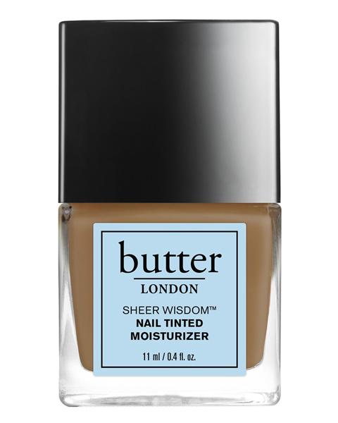 <p>Butter London Sheer Wisdom Nail Tinted Moisturizer</p>