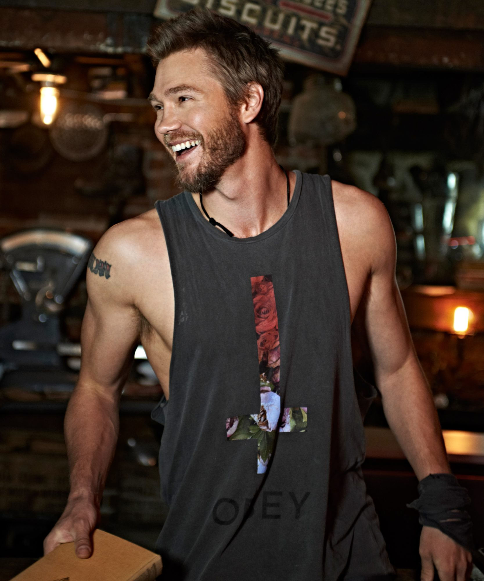 Chad Michael Murray Reminisces About Gilmore Girls Role