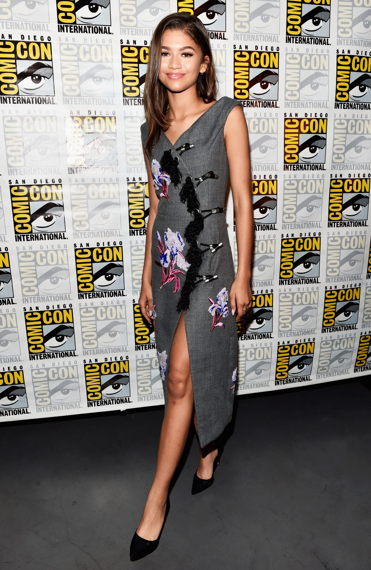Zendaya - San Diego Comic-Con International 2016 - July 23, 2016