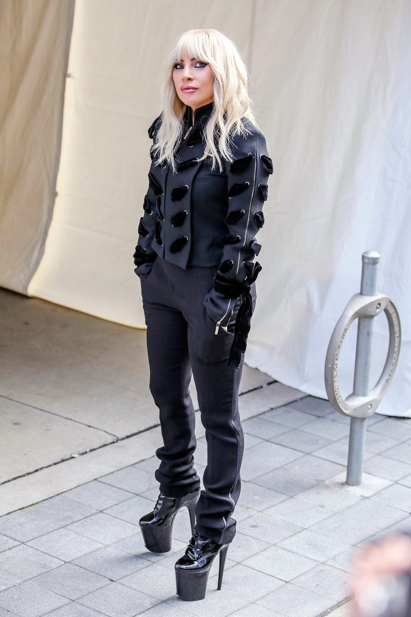 d69846ebe4a40 Lady Gaga s Best Street Style Outfits