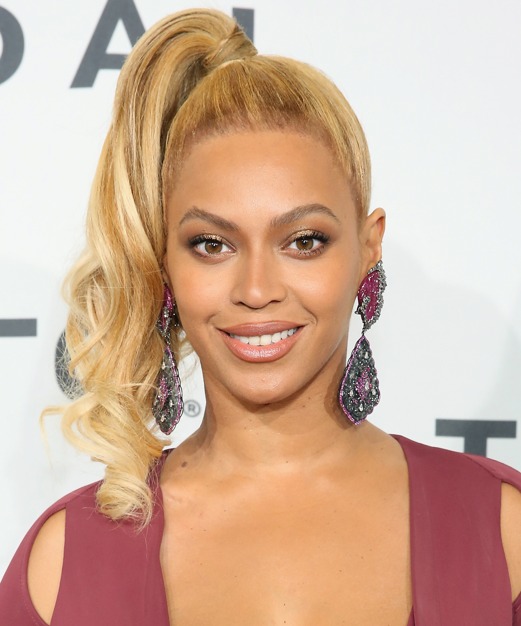 Beyonce TIDAL X Event - Lead 2016