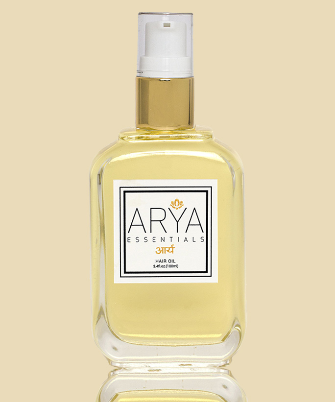 Arya Hair Oil - Lead